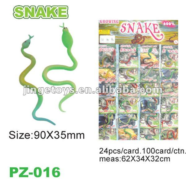 Sell magic water growing snake toy