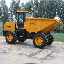 China Map Power FCY70 7ton site dumper price