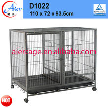 manufactured strong dog kennel cage stainless steel