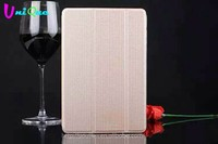 leather tablet pc cover with tpu silicone shell case for ipad 3