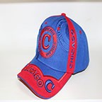 mainland china custom bucket hat with 3D embroidery