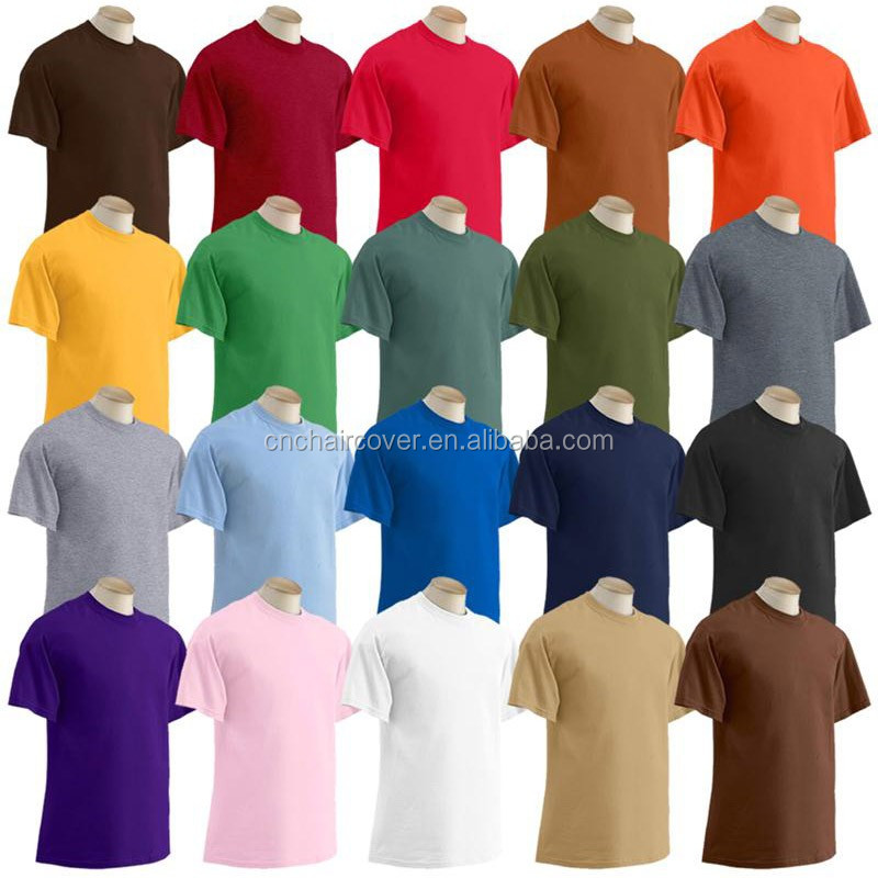 Wholesale Clothing Factory In China Cotton Blank T Shirt, View T ...