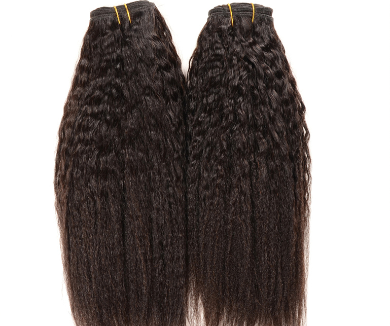 "12""-30"" 6A Brazilian Virgin Hair Kinky Straight 3pc Lot Unprocessed Virgin Brazilian Hair Yaki Straight Hair Extensions Free DHL"
