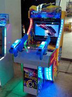 Buy Coin operated simulator gun shooting game machine time crisis ...