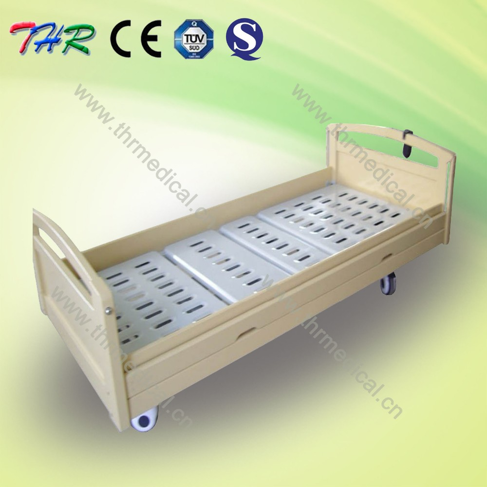 THR-EB011 Economic 3 function Wooden Electric Home Care Bed/Medical bed