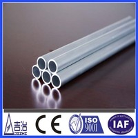 Silver Anodized 8mm Anodized Aluminium Tube /Round Tube Aluminium Factory/Aluminium Pipes Price
