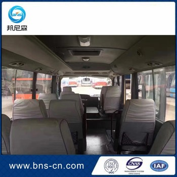 Luxury bus price like used korea county used bus for sale
