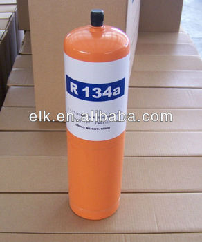 R134a Gas with 99.9% Purity