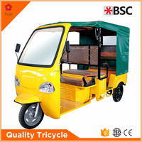 Low power consumption gasoline motor tricycle