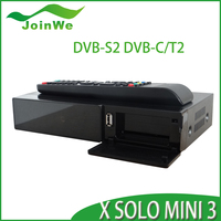 New satellite reiver cable box 1200MHz Enigma2 Linux Triple Tuner DVB-S2 DVB-T2 DVB-C X solo Mini 3