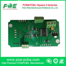 Mass production factory of electronic multilayer pcb assembly
