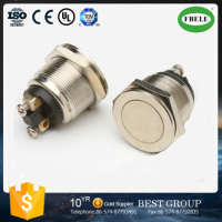 PBS-28B-2 anti-vandal push button switch push button reset switch 12 volt push button switch(FBELE)