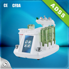 2017 ADSS hydra water skin care microdermabrasion facial machine