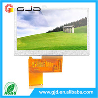 4.3 -inch LCD panel pixel 480(RGB)*272 screen