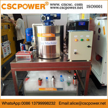 cscpowerCommercial 500KG/24hr Fresh water Flake Ice Machine/Maker with Cop[eland compressor