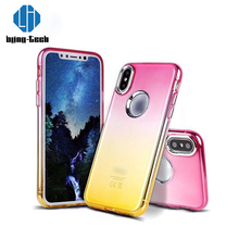 Top selling products in alibaba cheap durable tpu soft phone case for iphone x