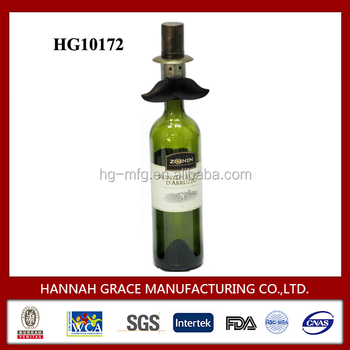 Mature Supplier Metal Wine Stopper Crafts
