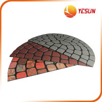 New High Quality Entrance Anti Slip Rubber Door Mat