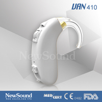 Powerful assisted listening devices hearing aid