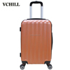 Wholesale decent ABS PC Trolley Travel Luggage With Rotary Wheels