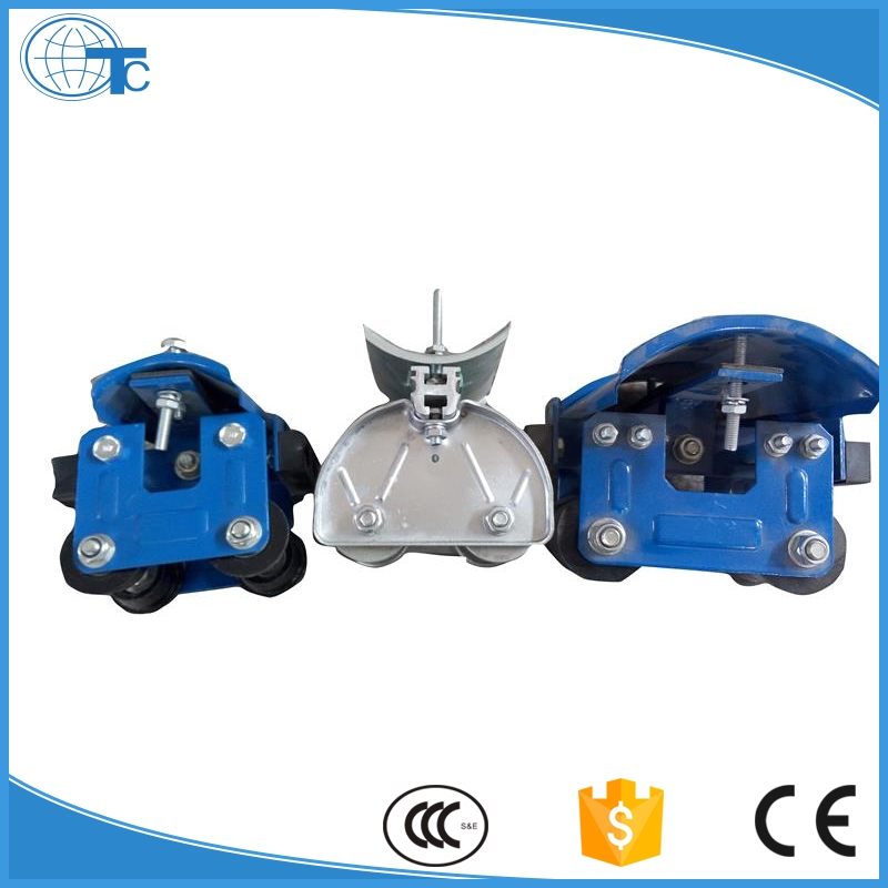 excellent product powered cable trolley insulated electric