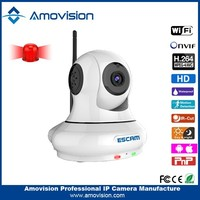 ESCAM Brand QF500 H.264 Onvif P2P 360 web camera from china manufacturer digital china camera