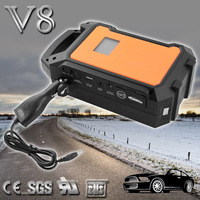 auto batteries mini vehicle jump starter 24V auto vehicle battery booster with capacity 36000mAh