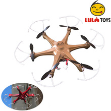 Top 10 tiny hover drone for delivery RTF rc helicopter 6ch 2.4GHz gyroscope inverted light 6 axis rc aircraft for sale