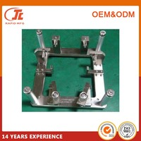 CNC Machining Precision Machined Jig And Fixture Clamp OEM Hardware Parts