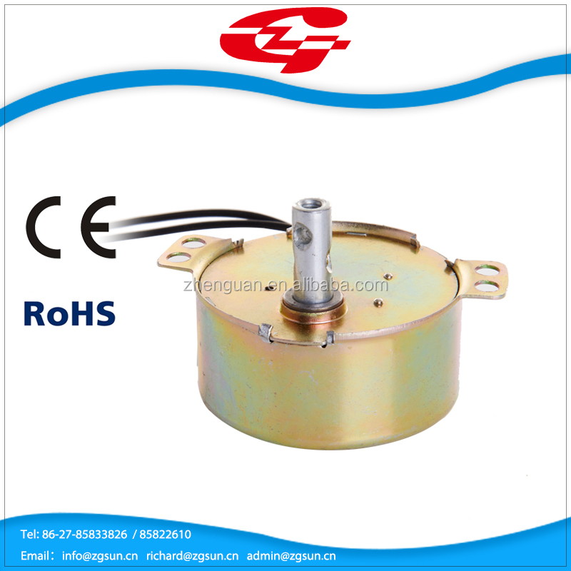 new performance permanent magnet synchronous motor