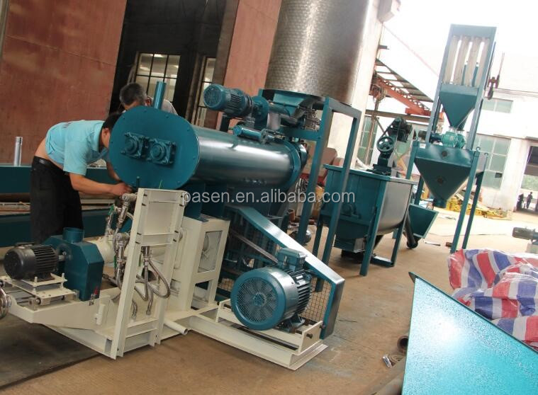 poultry feed making machine / animal feed pellet machine / fish feed making machine
