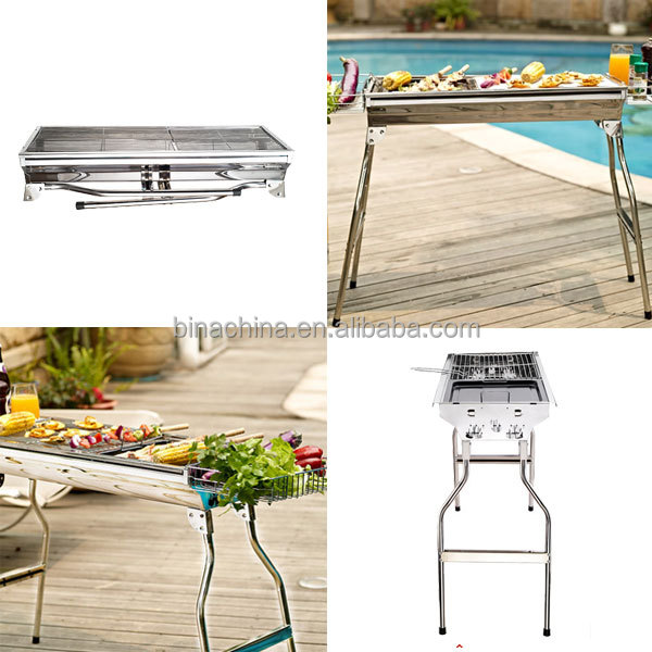 BN-Q1001 electric barbecue grill bbq grill for camping