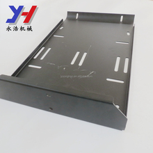 OEM ODM factory manufacture SGS ISO ROHS color plated sheet metal stamping metal drawing type cover plate as your drawing