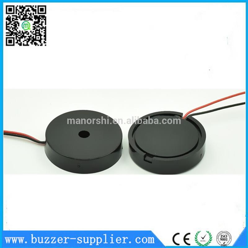 china manufacturer mini buzzer motorcycle or car alarm with CE MSPT17D