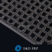 FRP Molded Grating With Anti Slip