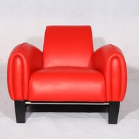 2015 new model sofa sets Bugatti Chair leather
