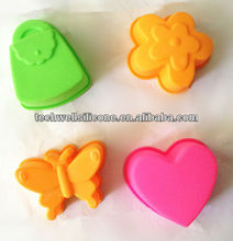 butterfly shape silicone soap molds