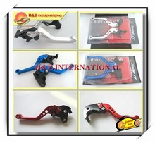 Cheap motorcycle clutch & brake lever-2 high quality motorcycle parts motorcycle clutch & brake lever