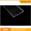 Factory cheapest price transparent soft tpu mobile phone case For huawei p8 lite