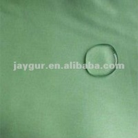 pu laminated peach twill fabric