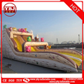 Cheap gaint playground inflatable slides for sale/commercial inflatable used slide