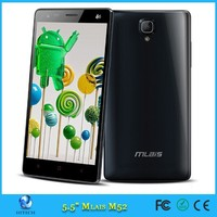 Android 5.0 Original Mlais M52 Red Note Smart phone 5.5Inch MTK6752 Octa Core 2GB RAM 16GB ROM