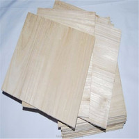 Paulownia edge glued taekwondo Breaking Board from China factory