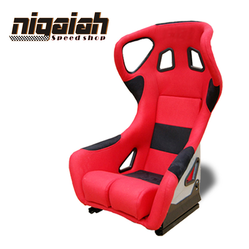Newest Hot Selling Design Racing style Universal Fiberglass Bucket seat--RAI