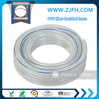 Flexible Pvc Transparent Gas Pipe Hose