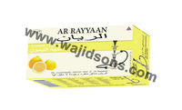 AR RAYYAAN Lemon Top Flavors Of Hookah Molasses