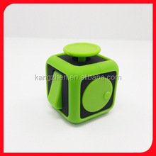 education toy hot sale Fidget Cube relieves stress Magic Cube 6-side Gift For Adults&Child all at your finger tips