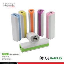 New Premium Products 2017 3000Mah Power Bank For Tablet