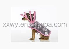 Hot sale fashion Pet raincoat, Dog raincoat, puppy waterproof rain jacket