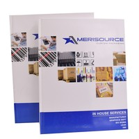 Superior quality professional printing press print product catalogue